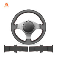 PU Leather Car Steering Wheel Cover for Mitsubishi Lancer Evolution 2003-2007