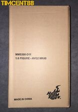 Ready Hot Toys MMS300D11 Avengers Age of Ultron Iron Man Mark 45 XLV Diecast 1/6