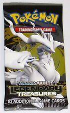 Pokemon Cards Lot Legendary Treasures Booster Pack x1 1 BRAND NEW
