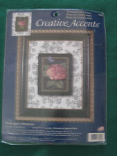 HYDRANGEA by Kathryn White -  Creative Accents Counted Cross Stitch Kit - NEW
