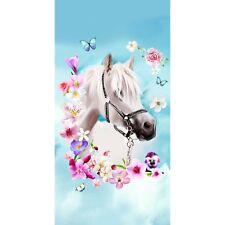 Good Morning Strandlaken 4924 My Beauty Strandtuch Badetuch Pferd 75x150 cm