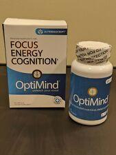 AlternaScript OptiMind Enhanced Brain Booster Focus Energy Supplement Pill