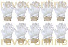 10 Paar Stoff-Handschuhe für die Arbeiten an den Bremsen, Tonköpfe Revox C270