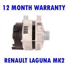 RENAULT LAGUNA MK2 MK II 3.0 V6 2001 2002 2003 2004 2005 - 2015 RMFD ALTERNATOR