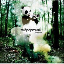 Telepopmusik : Angel Milk CD (2005) DISC ONLY #C143