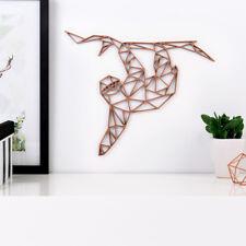"Kleinlaut 3D-Origami ""Faultier"" 32 Farben & 5 Größen Geschenkidee Gebutstag"