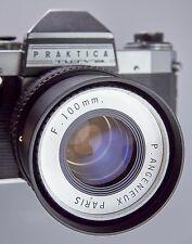 Angenieux 100mm 1:3.5 m42 mount. Macro. Bubble Bokeh! Canon, Sony, 4/3 adaptable