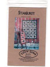 Starburst Quilt Pattern-Lap to Queen size pattern