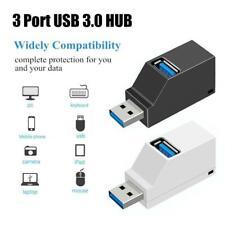 USB  Port Adapter High Speed 3.0 Hub Multiple Splitter  OTG For PC Laptop