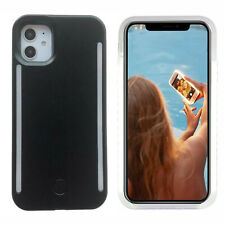 Para iPhone 11/11 Pro Xr XS Max Back & X frontal LED Flash Luz SELFIE Cubierta Estuche