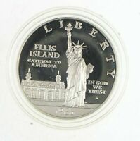 Proof 1986-S Statue Of Liberty Centennial * Commemorative 90% Silver Dollar