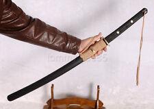 9260 Spring Steel Japanese Wakizashi Sword Thermal Stable Polymer Handle Sharp