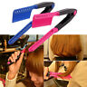 Fashion V Type Hair Straightener Comb DIY Salon Hairdressing Styling Tools