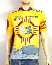 euc Pearl Izumi RARE Mesa Cycles St. Louis MO Cycling Jersey Made in Italy L