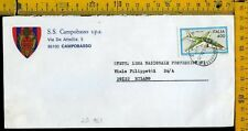 Repubblica sport calcio busta senza contenuto le 965 SS Campobasso spa