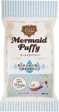 PADICO Mermaid Puffy Waterproof Clay White 50g