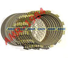 DISCHI FRIZIONE CMPLETI HONDA CR250  1990-2010 F1684AC  CONDOTTI+CONDUTTORI