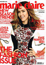 September Marie Claire Magazines for Women
