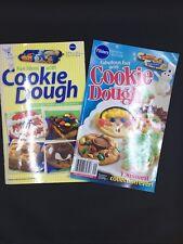 Pillsbury Cookie Dough Cookbooks Cookies Bars Desserts Set of 2