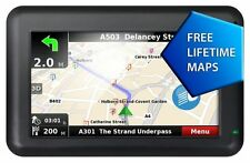 Binatone U435 4.3 Inch UK and Roi Sat Nav Free Life Maps Update.