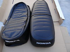 HONDA(n10) CB175  1968-1971 MODEL  REPLACEMENT SEAT COVER NEW IN BLACK(H101)