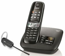 Gigaset C620A Cordless Phone with Wireless Headset DECT Single