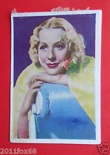 figurines actors acteurs nestle stars of the silver screen #135 gertrude michael