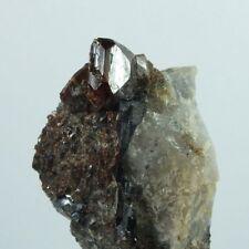 Spessartine Crystal North Mine, Broken Hill, NSW, Australia (179846) mineral gem
