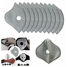 10-50pcs  pm2.5 replaceable protection filter activated carbon filter mat Mask
