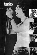 Incubus on stage poster 24 x 36 Music Rock Alternative Band Memorabilia Print