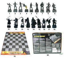 STAR WARS Schach SAGA EDITION Ersatz-Figuren Teile/ spare figure Character Games