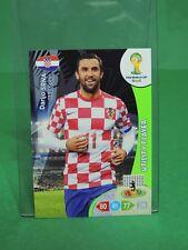 Panini #195 Darijo Srna Utility Player Fifa World Cup Brasil 2014 Adrenalyn XL