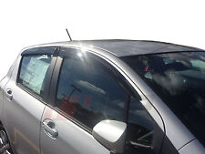 Toyota Yaris Hatchback Window Vent Deflector Rain Visor 2013-2017 JSP 218064
