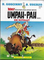 Umpah-Pah Band 1 von 1997 Die Rothaut - TOP Z1 ORIGINAL ERSTAUFLAGE EHAPA