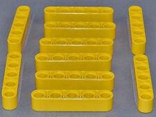 Liftarm Thick LEGO Technik 32524 NEUWARE 20 x Liftarm 1x7 gelb dick L14