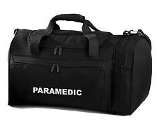 1 x Paramedic Black Holdall/Work Bag Paramedic Ambulance Medic St John