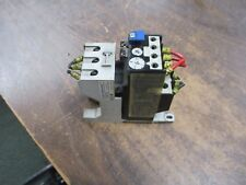 Cutler-Hammer Solid State Overload C316FNA3 Trip: 1.7-2.4A w/ Din Rail Adapter