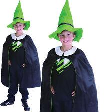Para niños Niños Mago Niño Fancy Dress Costume Potter Traje M