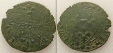 UN-Reserched Collectable Medieval fleur de lys  Jetton Token / Coin