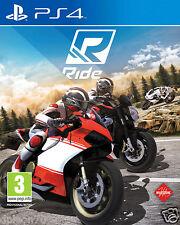 PS4 Ride gioco nuovo sigillato nella sua confezione originale milestone original