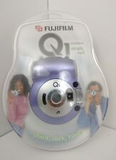 FujiFilm Nexia Q1 24mm A200 Film Camera  Purple NEW