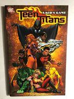 TEEN TITANS volume one A Kid's Game (2004) DC Comics TPB FINE