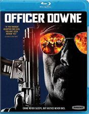 OFFICER DOWNE - BLU RAY - Region A - Sealed
