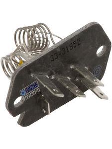 Blower Resistor Replaces: Kenworth / Peterbilt 5X010040  5X013542 P93CAA3100-01S