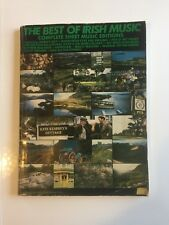 THE BEST OF IRISH MUSIC - CREATIVE CONCEPTS PUBLISHING 1989 (FREE P&P)