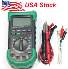 Mastech MS8229 Digital Multimeter Auto Range 5-in-1 Multi-functional DMM Meter t