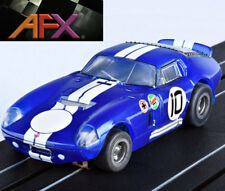 AFX 22001 Cobra Daytona Coupe Bonneville Mega G+ HO Slot Car AFX22001