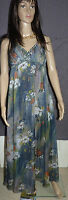 Size 12 summer / occasion maxi dress by My Se Ladies  fully lined