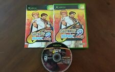 Capcom vs. SNK 2 EO Microsoft Xbox Video Game Complete