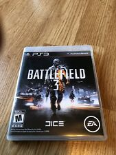 Battlefield 3 (Sony PlayStation 3, 2011) PS3 VC7